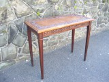 Mahogany Antique  Carved Table