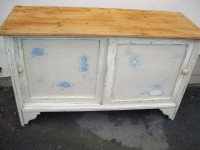 Shabby Chic Kitchen Base Unit