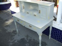 Shabby Chic Ladies Writing Desk