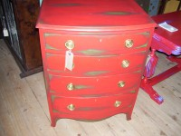 Shabby Chic Miniature Chest of Drawers