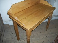 Antique Pine Washstand