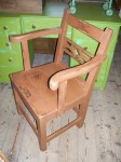 Anglesey Antique Pine Chair