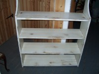 Shabby Chic Bookshelf