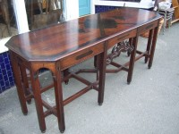 Rosewood Indian Serving Table