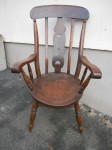 Elm Farmhouse Chair
