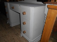 Shabby Chic Kneehole Desk