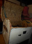 Canvas Military Basket