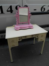 Shabby Chic Computer / Dressing Table