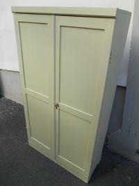 Vintage Shabby Chic Kitchen Cupboard