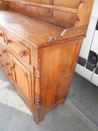 Antique Anglesey North Wales Dresser