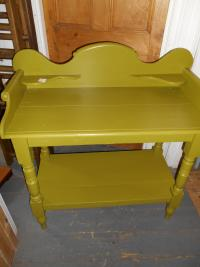 Antique Victorian Shabby Chic Washstand