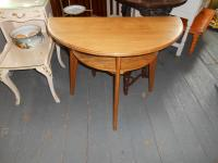 Ercol Oak Hall Table