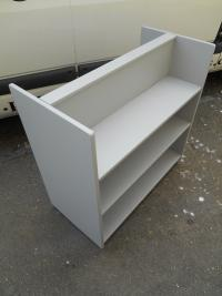 Shabby Chic Shop Display Bookshelf