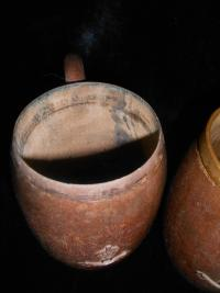 Pair of Antique Boer War Beer Mugs