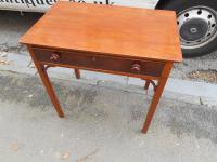 Victorian Mahogany Side Table