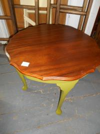 1930s Mahogany Coffee Table