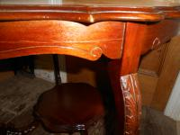 1930s Occasional Mahogany Table