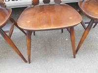 Set of 4 Ercol Chairs