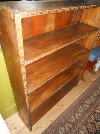 Good Oak Polished Bookshelves