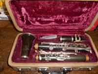 Selmer Clarinet in Case