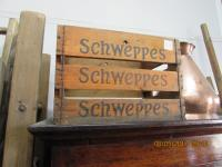 Schweppes Crate,