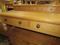SPECTACULAR  PINE DRESSING TABLE