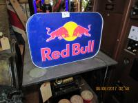 RED  BULL ELECTRIC  SIGN