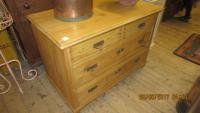 GOOD CONTINENTAL CHEST OF DRAWERS