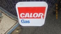 CALOR GAS SIGN