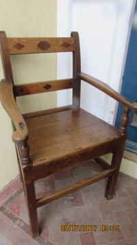 LOVELY TALWRN  OAK  ARMCHAIR