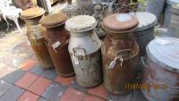 Collection of Good Milk Churns
