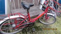 PASHLEY  ROYAL  MAIL DELIVERY BIKE