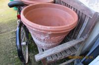 LARGE DECORATIVE GARDEN PLANTER