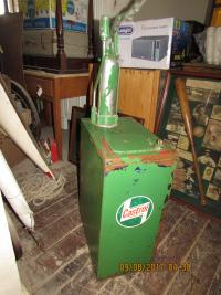 CASTROL ORIGINAL OIL DISPENSER