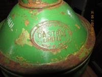 Castrol  Wakefield oil can