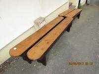 BEAUTIFUL  PINE  BENCHES