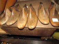 BEAUTIFUL  COLLECTION POLISHED  SHOE  TREES