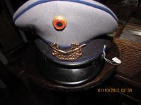 GERMAN  MILITARY  HATS  COLLECTION
