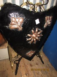 Art Nouveau Fire Screen