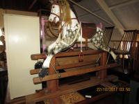Rocking Horse Victorian 12 in stock
