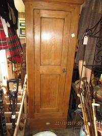 Oak Locker Cupboard
