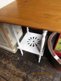 Unusual Shabby Chic Table