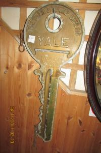 YALE ADVERTISING KEY