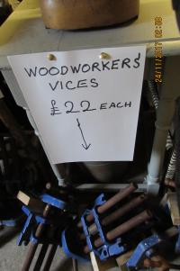 WOODWORKERS VICES