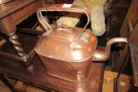 LARGEST  EVER  COPPER  KETTLE