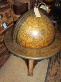 VERY LARGE GLOBE DRINKS CABINET