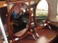 PAIR EDWARDIAN MIRRORS