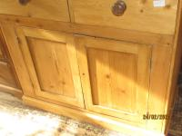 WELSH PINE FOOD CUPBOARD