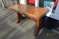 METAMORPHIC ANTIQUE BUTLERS TABLE
