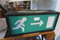 EMERGENCY FIXTURE SIGNS